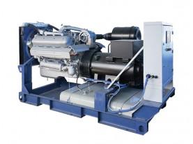 Дизельный генератор ЯМЗ АД-150С-Т400-2Р с автозапуском