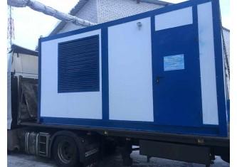 Дизель-генераторы 400 кВт для ПАО Газпром