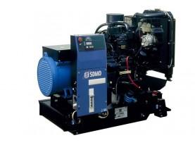Дизельный генератор SDMO J44К с автозапуском