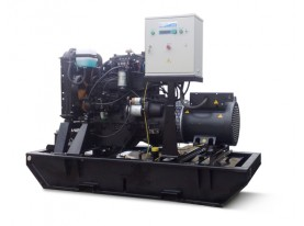 Дизельный генератор ММЗ АД-34С-Т400-2РП с автозапуском