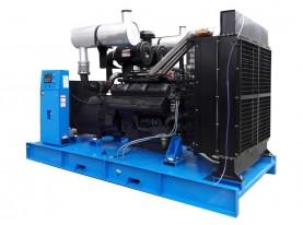 Дизельный генератор ТСС АД-350С-Т400-2РМ11 с автозапуском