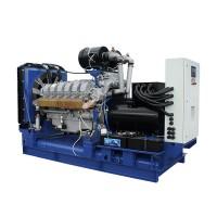 Дизельный генератор ЯМЗ АД-350С-Т400-2Р с автозапуском
