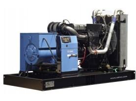 Дизельный генератор SDMO V500C2 с автозапуском