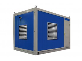 Дизельный генератор Азимут АД-150С-Т400-2РМ11 в контейнере с автозапуском