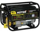 Бензиновый генератор DY4000L Huter