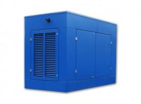 Дизельный генератор SDMO J22 в кожухе с автозапуском