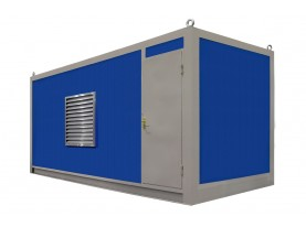 Дизель генератор Вольво АД-280С-Т400-1Р в контейнере