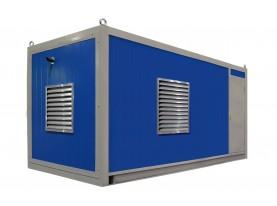 Дизель генератор Вольво АД-280С-Т400-2Р в контейнере с автозапуском
