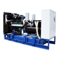 Дизельный генератор Doosan АД-500С-Т400-2Р с автозапуском