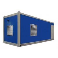 Дизельный генератор SDMO D630 в контейнере с автозапуском