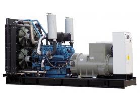 Дизельный генератор Азимут АД-720С-Т400-2РМ11 с автозапуском