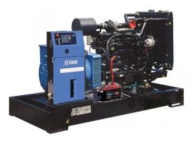 Дизельный генератор SDMO J130К с автозапуском