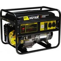 Бензиновый генератор DY5000L Huter