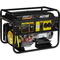 Бензиновый генератор DY6500LXG Huter
