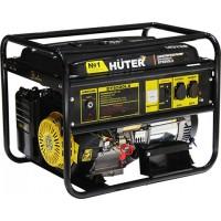 Бензиновый генератор DY6500LX Huter
