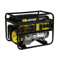 Бензиновый генератор DY8000L Huter
