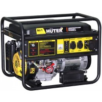 Бензиновый генератор DY8000LX Huter
