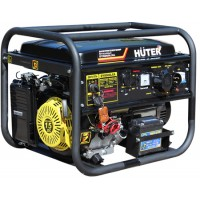 Бензиновый генератор DY8000LXA с АВР Huter