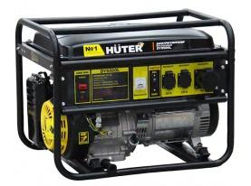 Бензиновый генератор DY9500L Huter
