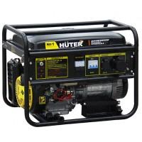 Бензиновый генератор DY9500LX-3 Huter трехфазный