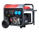 Инверторный генератор Fubag  TI 10000 A ES (Фубаг)