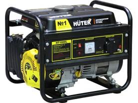 Бензиновый генератор HT1000L Huter