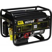 Бензиновый генератор DY4000LG Huter
