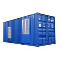 Дизельный генератор Азимут АД-720С-Т400-2РМ11 в контейнере с автозапуском