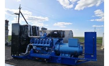 Дизель генераторы Baudouin