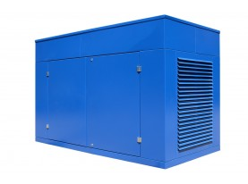 Дизельный генератор ММЗ АД-84С-Т400-1РП в кожухе