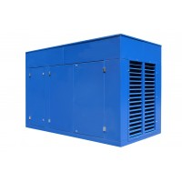 Дизельный генератор Ricardo АД150-Т400 в кожухе