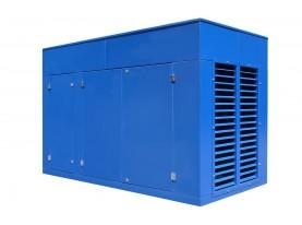 Дизельный генератор ЯМЗ АД-150С-Т400-1Р в кожухе
