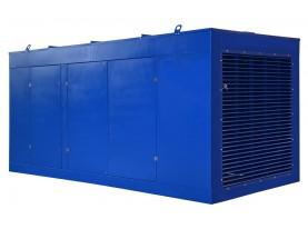 Дизельный генератор SDMO D630 в кожухе с автозапуском