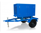 Передвижной дизель-генератор 16 кВт АД-16С-Т400-1РМ5
