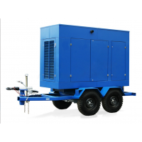 Передвижной дизельный генератор Азимут АД-30С-Т400-2РМ11 с автозапуском