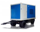 Передвижной дизельный генератор Doosan АД-500С-Т400-1Р