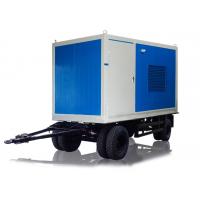 Передвижной дизельный генератор SDMO D630 с автозапуском