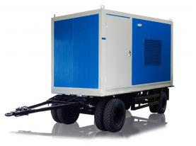 Передвижной дизельный генератор SDMO D630