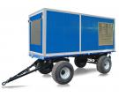 Передвижной дизель-генератор 130 кВт АД-130С-Т400-1РМ5