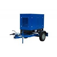 Передвижной дизель-генератор 30 кВт АД-30С-Т400-1РМ13