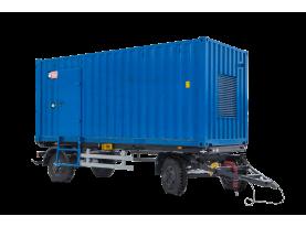 Передвижной дизельный генератор SDMO D700